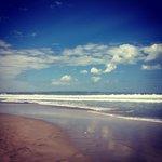 Индийский океан во всей красе) но волны некупательные совершенно