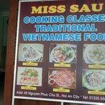 Miss Sau's