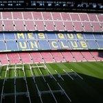 visita al Camp Nou ero scettica, mi sono ricreduta.. ne vale la pena....