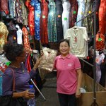Purchasing a blouse