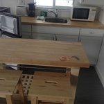 Ikeas stye kitchenette w/coffee