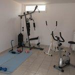 Εγκαταστάσεις/Γυμναστήριο - Villa Suites