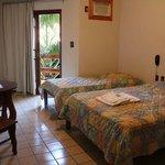 Apartamentos com Ar Condicionado, TV e Frigobar