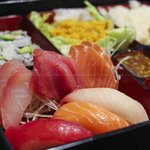 Sushi Sashimi Box