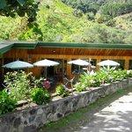 Savegre Hotel restaurant