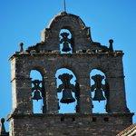 Detalle del campanario del monasterio