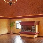 Yoga room at LifePath Retreats