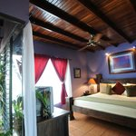 Mariposa Room - perfect for honeymooners!