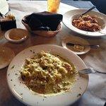 Farfalle Panna e Piselli & Spaghetti al Tonno e Pomodoro