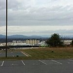 Look at that view! I never realized Lynchburg was such a picturesque town.