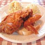 Chicken plate!!