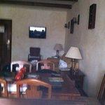 Interior de Villa