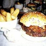 Burger on burger night - good value