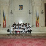 Palace of Parliament - Group Judo Club Lisbon
