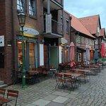 Die kleine Altstadt