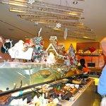 Christmas Buffet in Feast Restaurant
