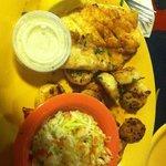 Seafood Medley Platter