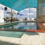 piscina terraza - hotel centenario