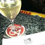 Drinks @ the bar