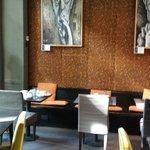 Sala colazione e lobby