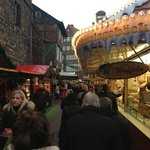 The famous Christmas Markets!