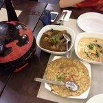 Great lunch at Amy before leaving Melaka. Taste Good!
