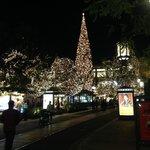 Christmas at the Americana at Brand