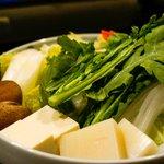 Shabu Shabu veggies