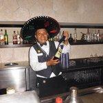 Carlos @ lobby bar