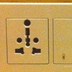 Multinational sockest in rooms