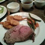 yummy all you can eat prime rib buffet