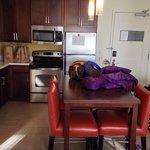 Kitchen of 2bedroom suite.