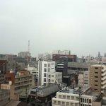 小倉駅やリーガロイヤルホテル、新日鐵住金様も見えます。