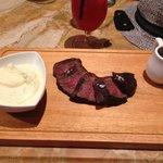 Like the steak!