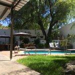 Garden at Monte Bello