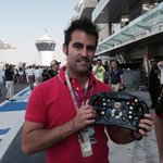 Lotus team always the friendliest with the pit walk