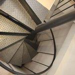 Tight/Narrow Staircase