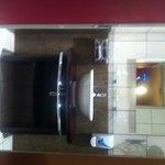 Salle de bain chambre 16