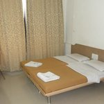 Non-AC twin bed room