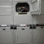 free dryers!