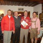Lid van de Oostenrijkse Skievereniging