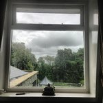 The rain made the day even nicer. Room 16