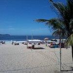 Vista da Praia de Ipanema
