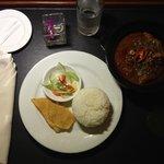 Oxtail Asam Pedas - Hyatt KK's signature dish, highly recommended
