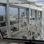 Hotel Cinema Tel Aviv Zimmer 502