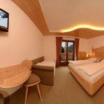 neue Dreibettzimmer