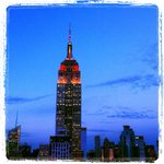 The Empire State, vue du 230 Fifth