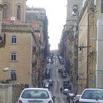 strait street