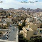 ŽHotel Seven Wonders Wadi Musa