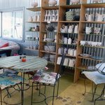 Inside tables and ceramics for sale